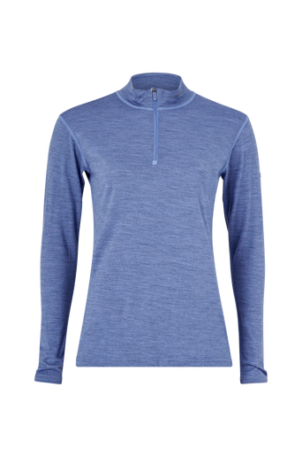 Kerrastonpusero Breeze Woman Half Zip Neck