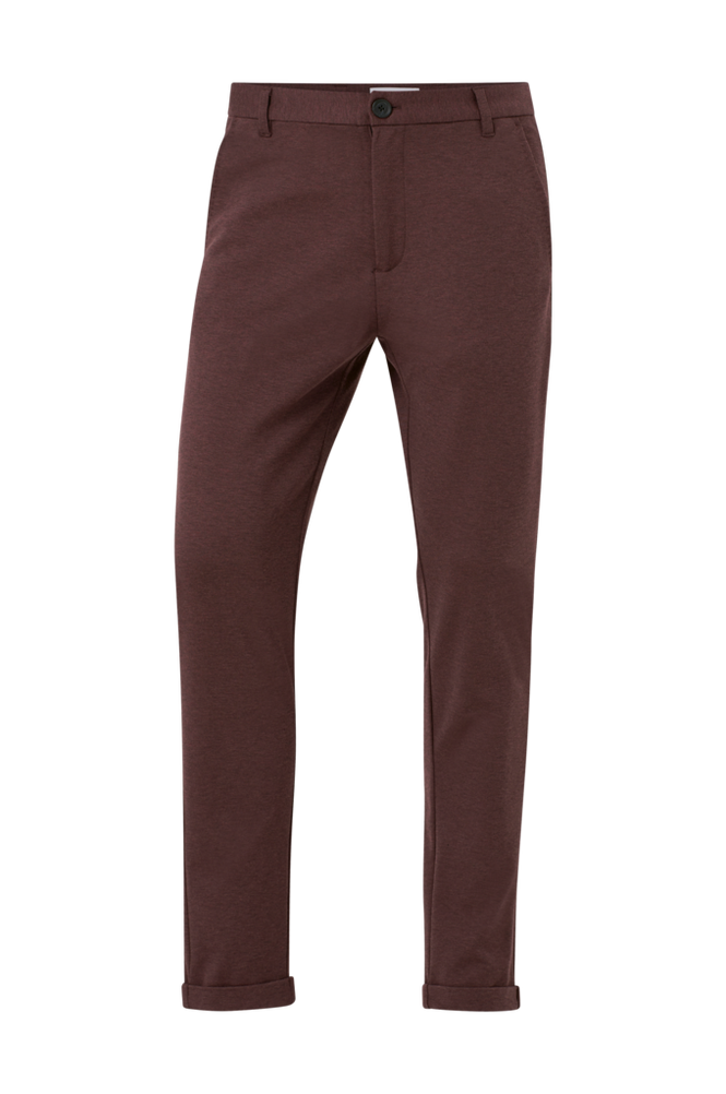 lindbergh Bukser Knitted Cropped Pants
