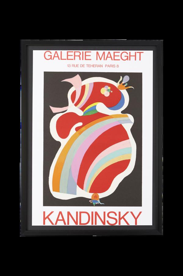 Bilde av Bilde Kandinsky Forme Rouge - 30151