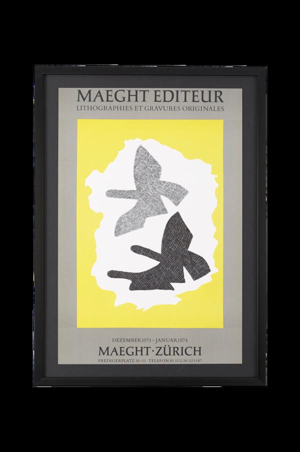 Bilde av Bilde Braque Zurich - 30151