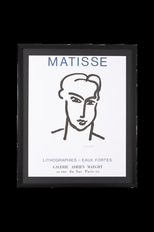 Bilde av Bilde Matisse Grande Tete de Katia - 30151