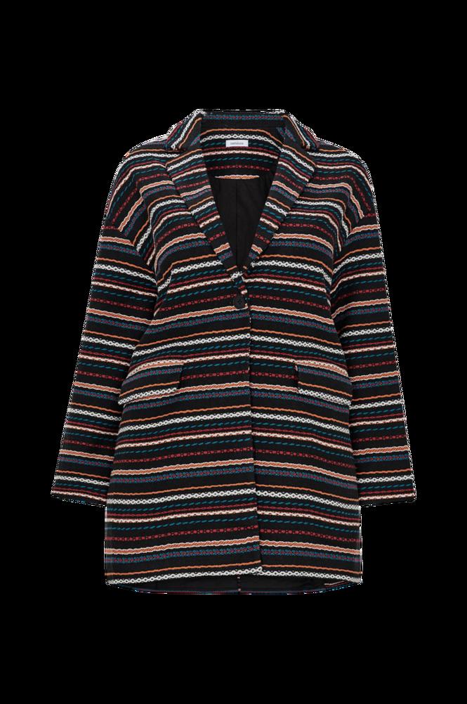 La Redoute Stribet frakke