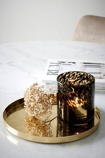 Aluslautanen Brass Big Ø 30,5 cm