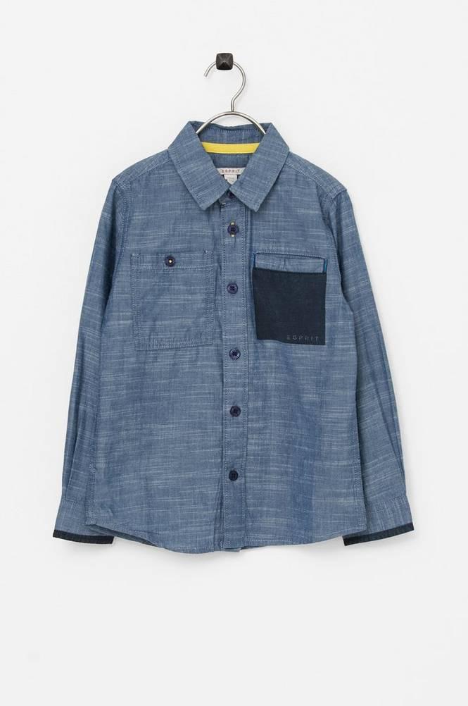 Esprit Skjorte i chambray
