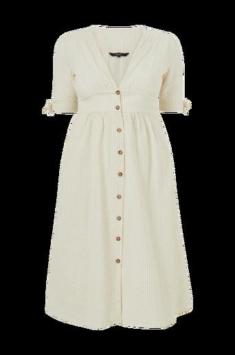 Mekko vmMila SS Calf Dress KI Curve