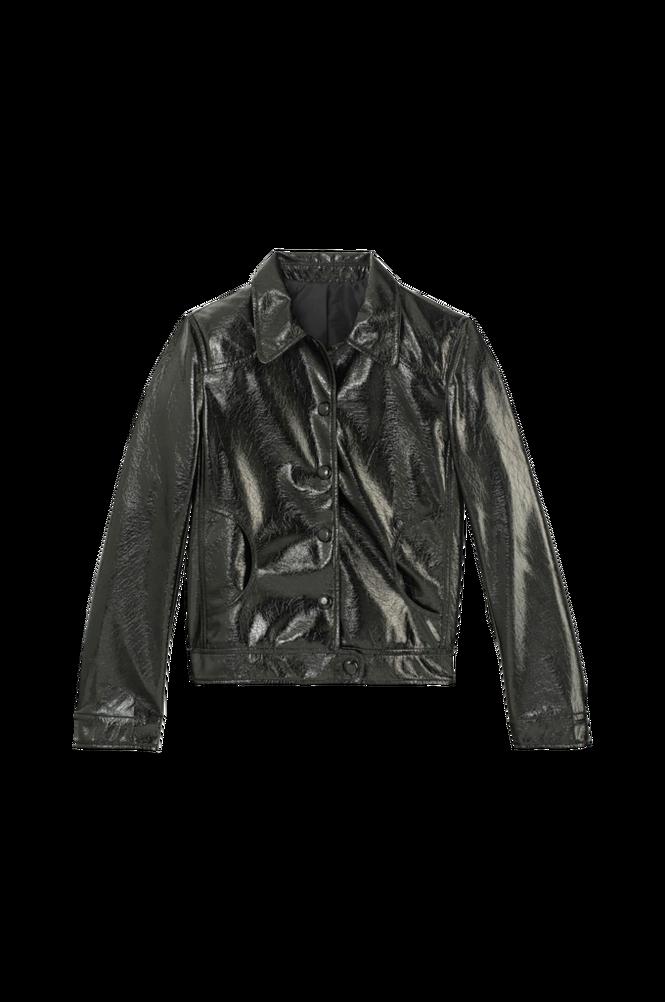 La Redoute Kort jakke i imiteret skind