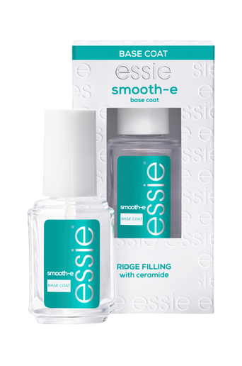 Smooth-e 13,5 ml essie nail care base coat