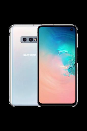 G970 Galaxy S10e 128GB White