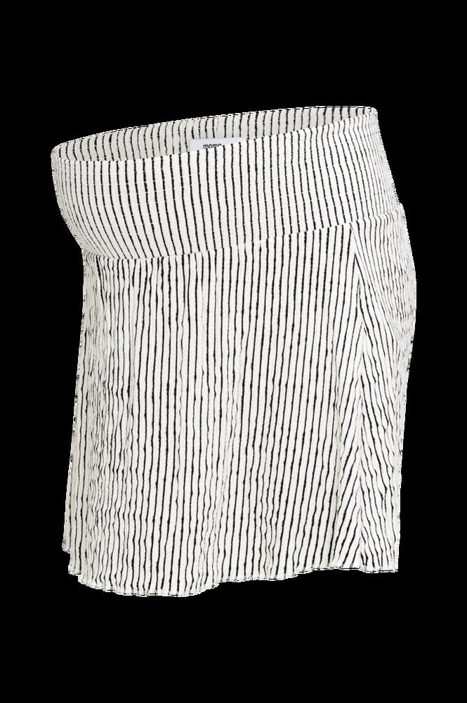 Mamalicious Ventenederdel mlRylee Short Jersey Skirt
