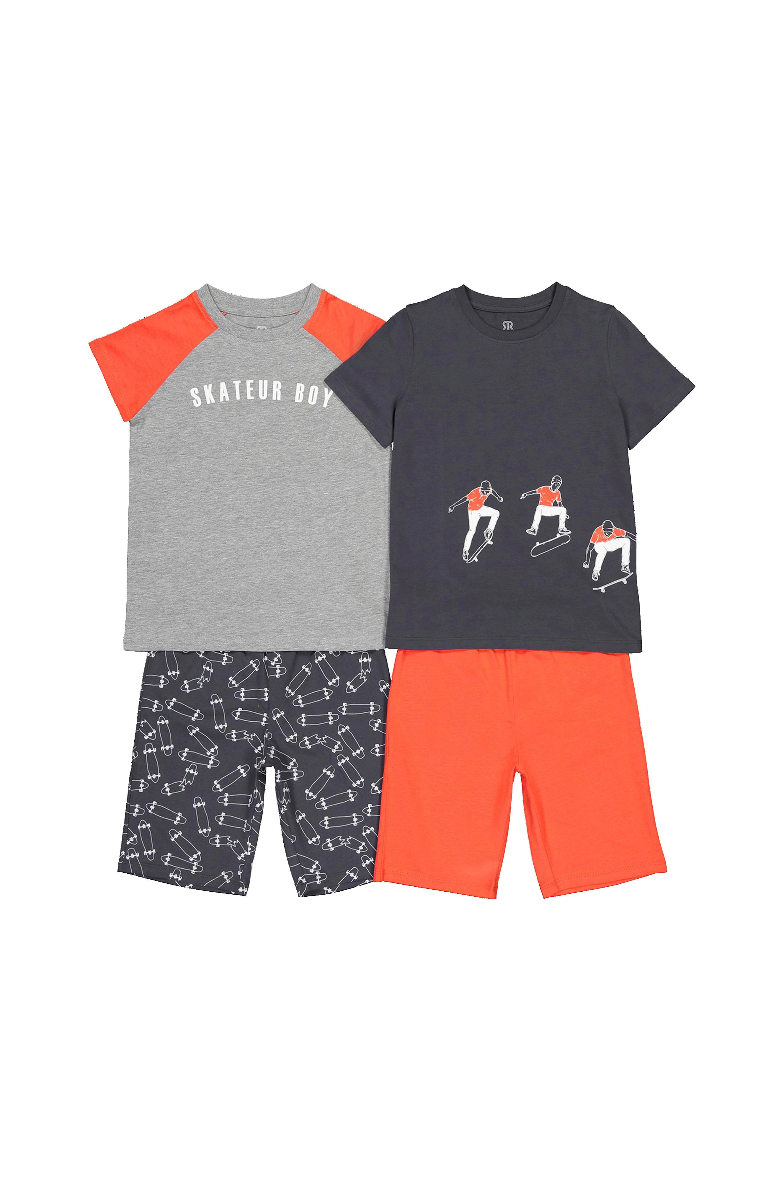 Pyjamas med T shirt og bukse