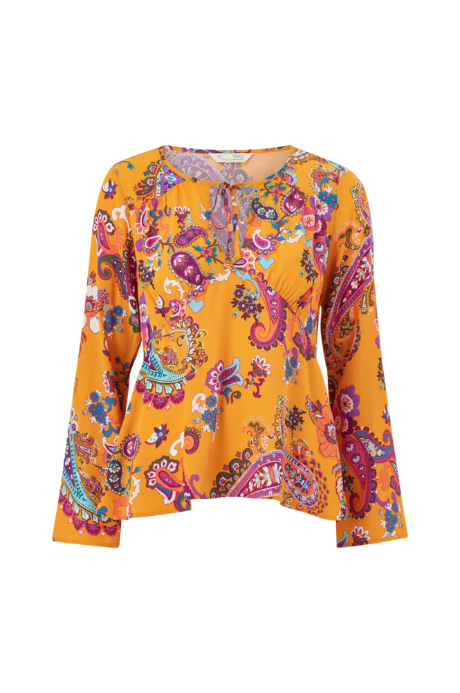 Odd Molly Bluse Knock-Off Blouse