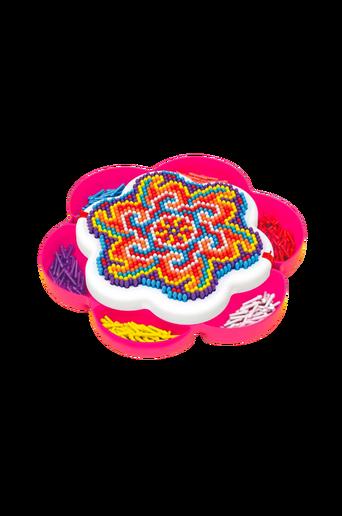 Pixel Mandala Daisy