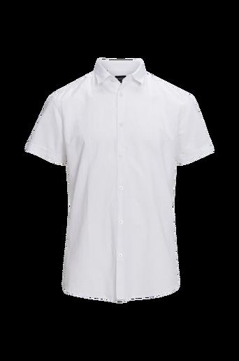 Kauluspaita slhReglinen Shirt SS Classic B