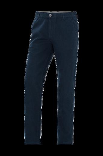 Housut slhStraight Paris Linen Pants