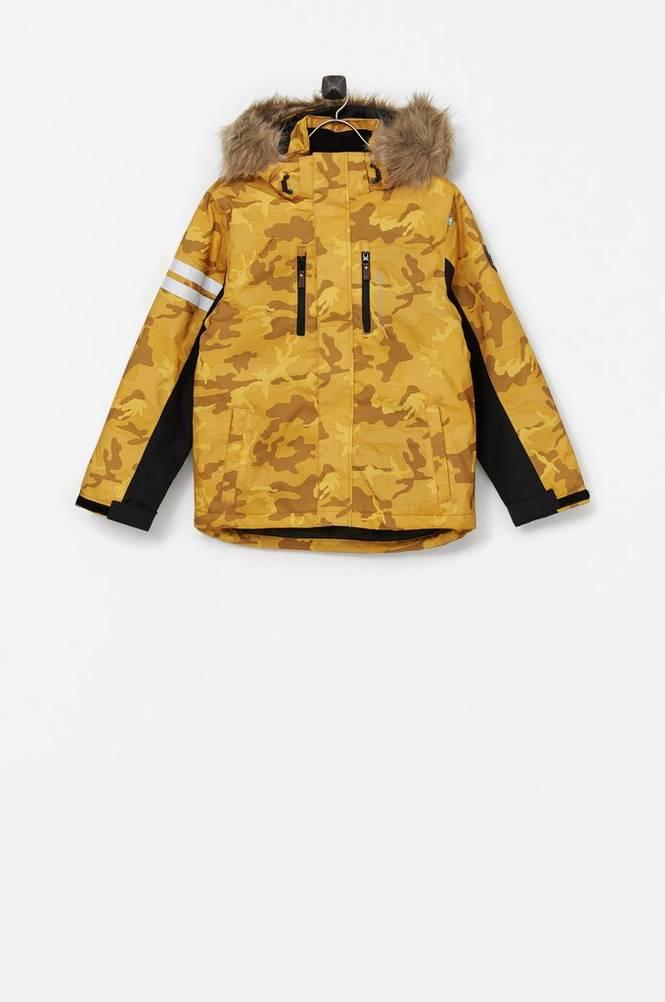 Lindberg Vinterjakke Camo Jacket