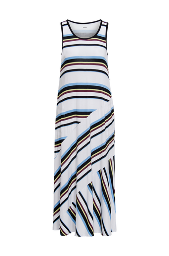 Mekko Earn Your Stripe Maxi Chemise