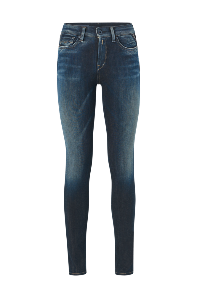 Replay Jeans Luz High Waist Hyperflex