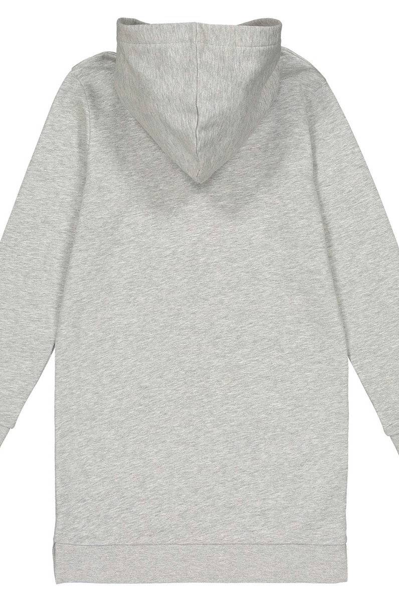 La Redoute Collections Sweatshirtklänning i collegestil med