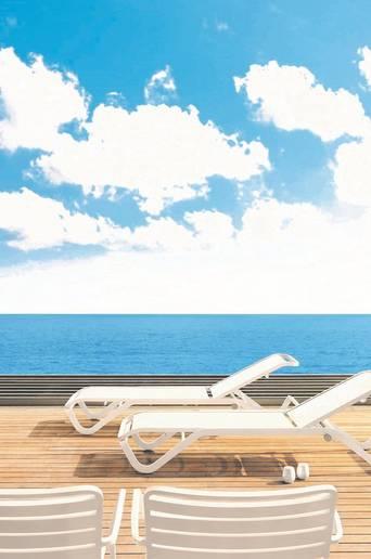Aurinkovuode Ocean, 2/pakk.