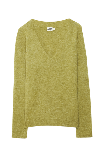 Emma Sweater Deep Khaki