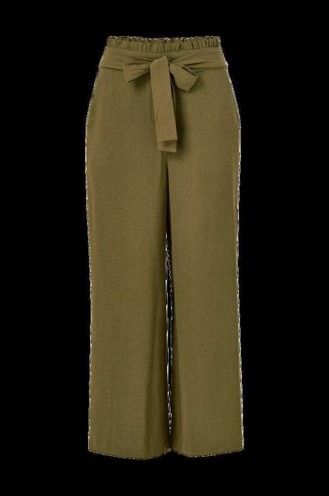 Vila Bukser viRasha HW Cropped Wide Pant