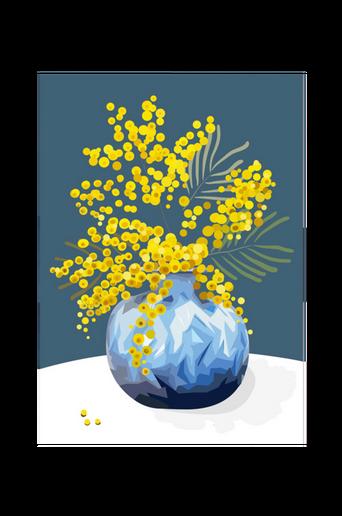 Juliste Mimosa