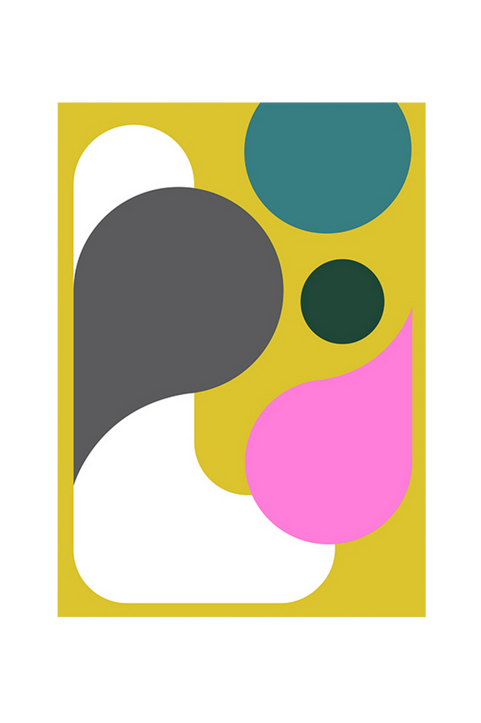 Poster Abstraction 2