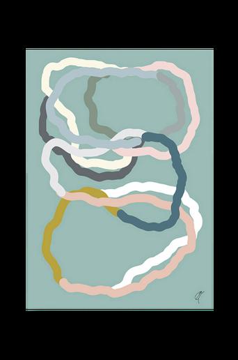 Juliste Lines 1