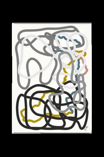 Juliste Lines 4