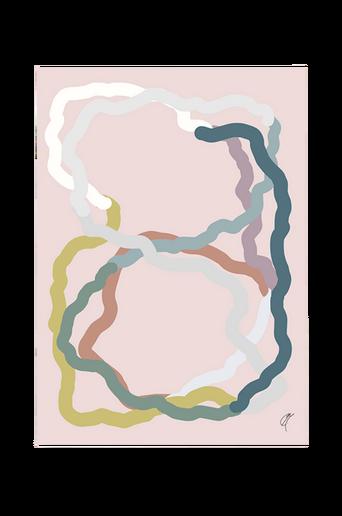 Juliste Lines 3