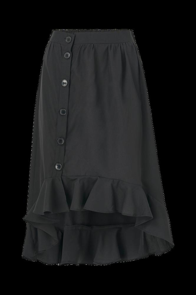 Only Nederdel onlVictoria Long Frill Skirt