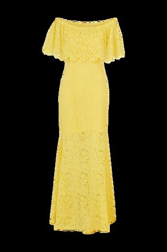 Maksimekko viNavita Off Shoulder Maxi Dress
