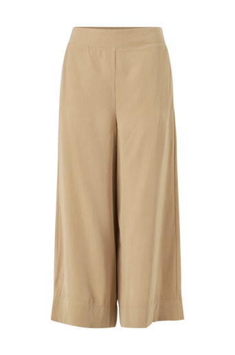 Housut viEsther HW Wide Crop Pants