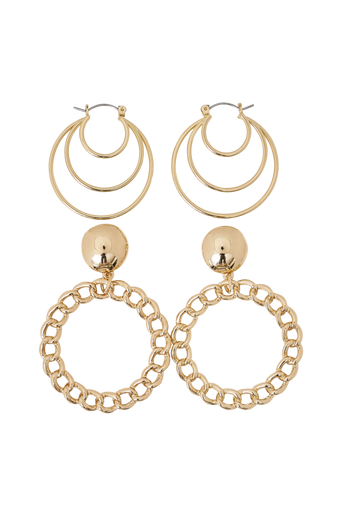 Korvakorut pcElsy Earrings, 2 paria
