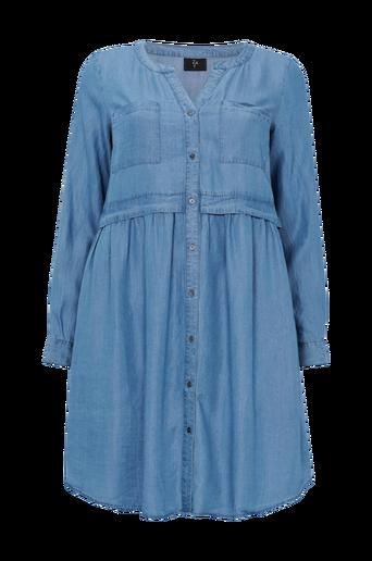 Farkkumekko yOcell L/S Dress