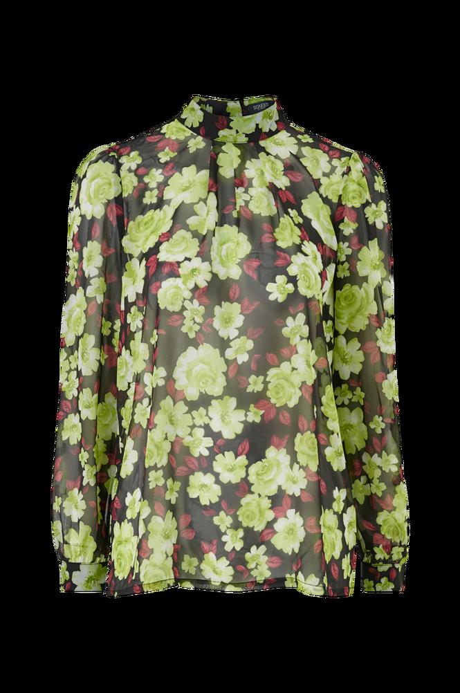 Soaked in Luxury Bluse SL Carlie Aggie Top LS
