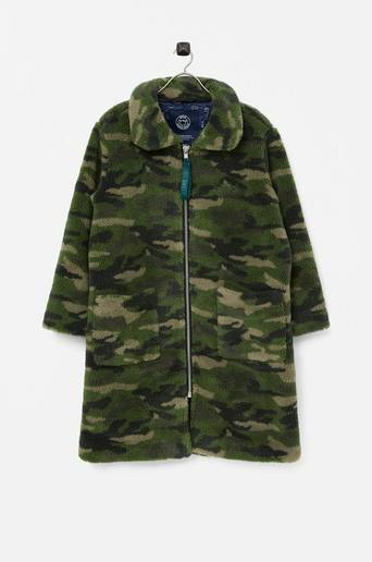 Takki Pile JR Coat
