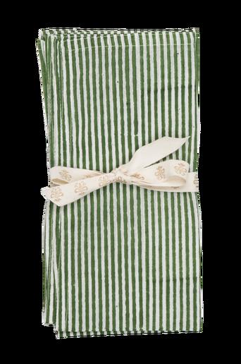 Lautasliinat Stripe, 2/pakk.