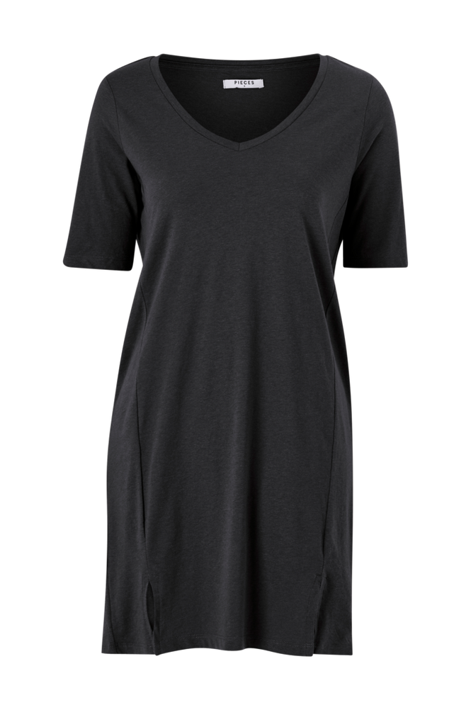 Pieces Kjole pcEbonee 2/4 V-neck Dress