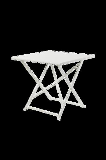 Kokoontaitettava pöytä Flower 80 x 80 cm
