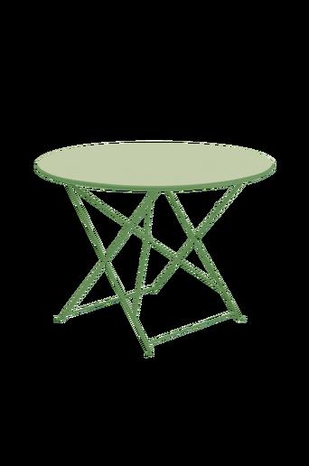 Kokoontaitettava pöytä Flower, halkaisija 105 cm
