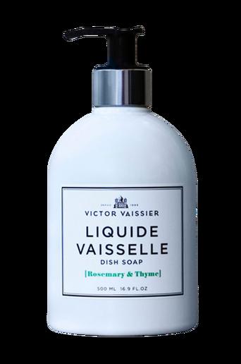 Liquid Vaisselle Dish Soap 500 ml Rosemary & Thyme