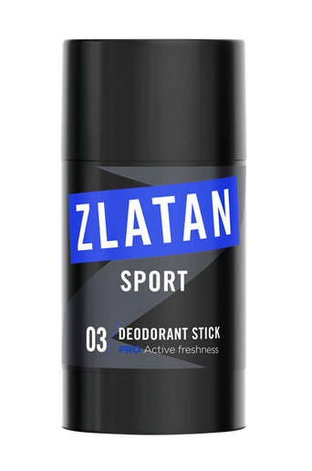 Zlatan Sport PRO Deostick 75 ml