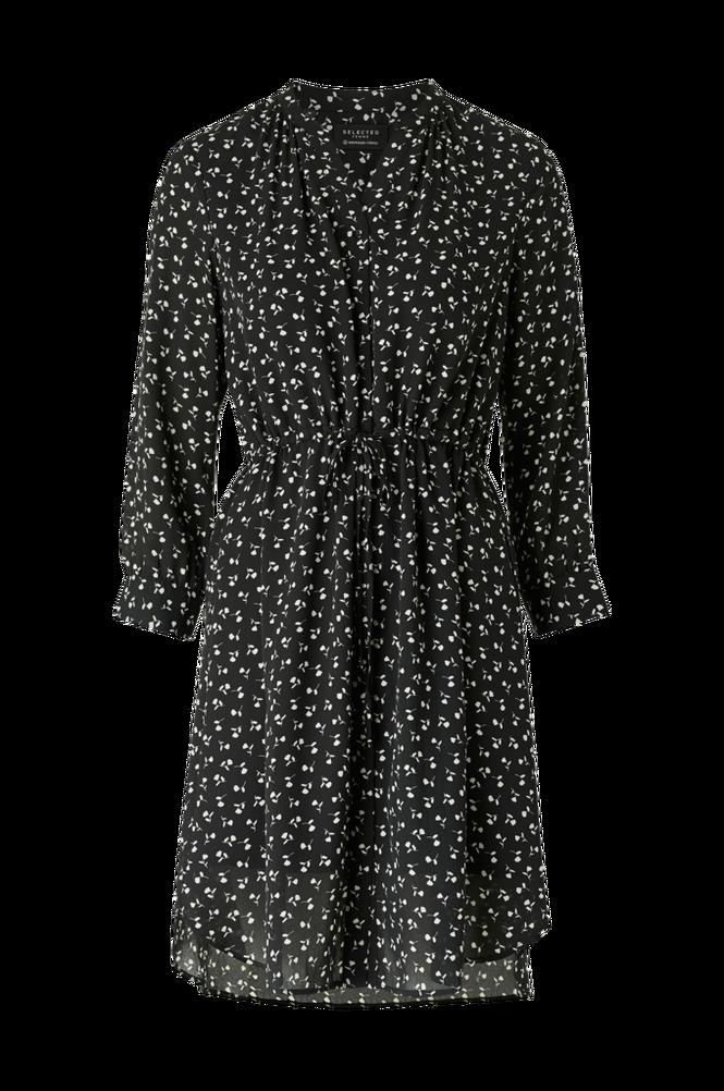 Selected Femme Kjole slfDamina 7/8 AOP Dress