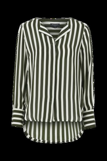 Paita slfStina-Dynella Aop LS Shirt