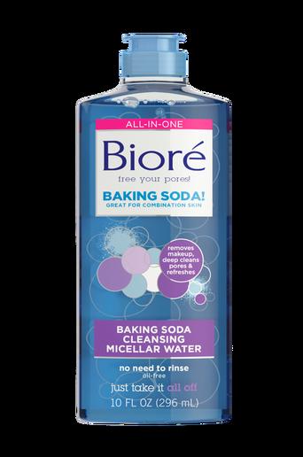 Bioré Baking Soda Micellar Water 300 ml