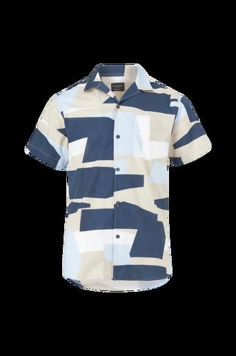 Kauluspaita slhRegart Shirt SS