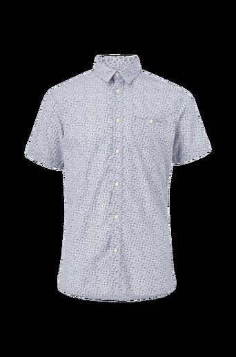 Kauluspaita slhSlimbobby Shirt SS W