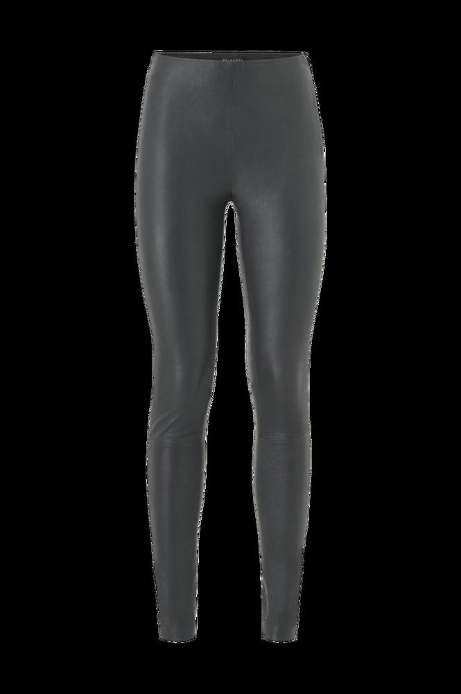 Selected Femme Skindleggings slfSylvia MW Stretch Leather Leggings