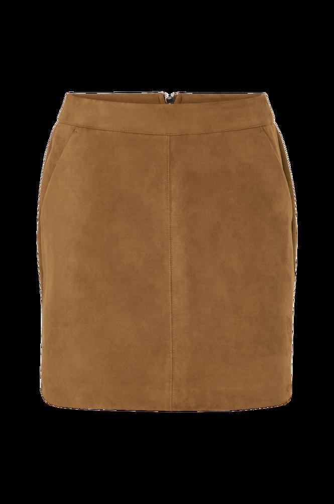 Vero Moda Nederdel vmDonnadina Faux Suede Short Skirt
